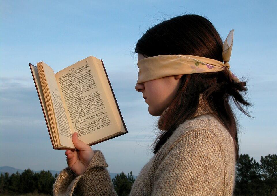 読書、本、女の子